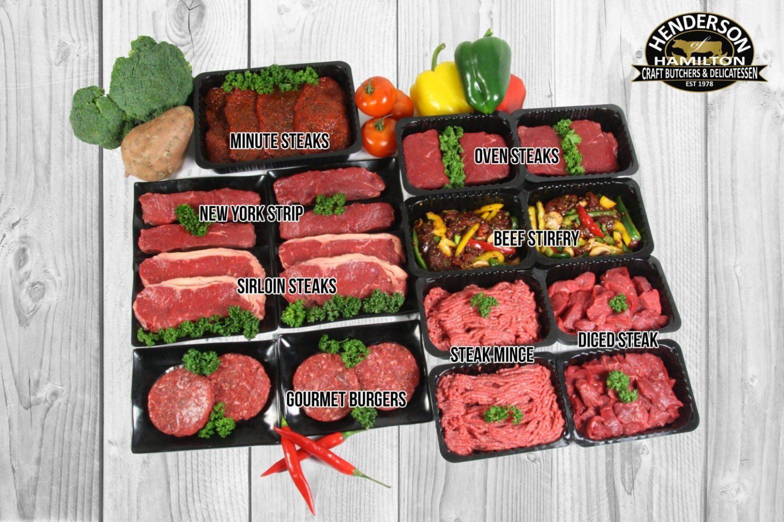Big Bumper Prime Steak Pack (For 4)