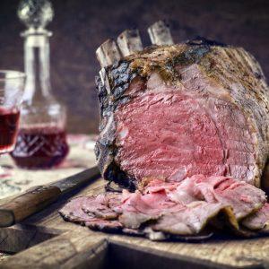 Festive Beef