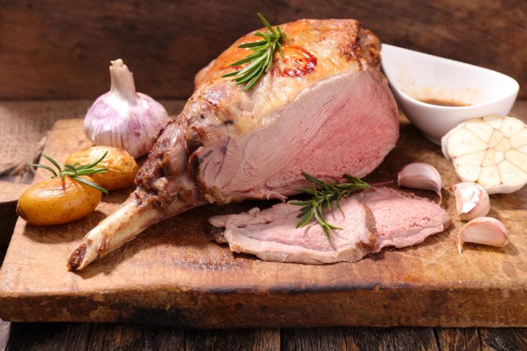 Festive Lamb